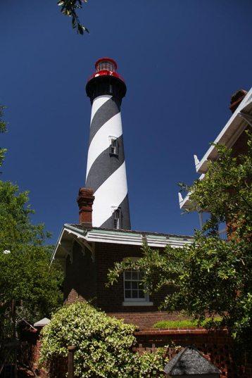 St Augustine lighthouse