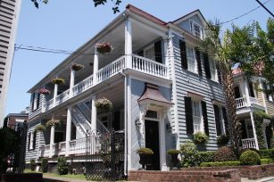 Charleston's unique architecture