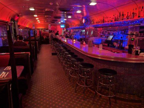 A cool diner