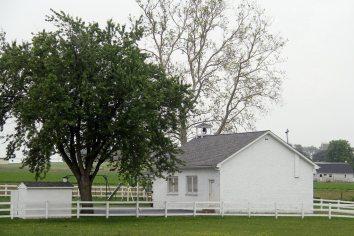 Amish single room school