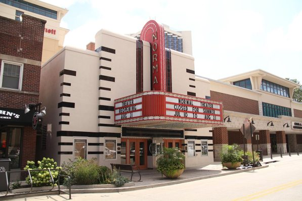 Normal's theater