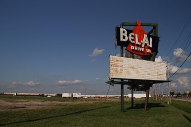 Bel Air motel, gone