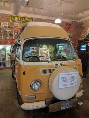 Bob Waldmire's VW