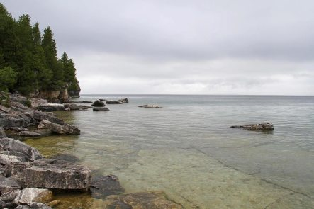 Bruce Peninsula National Park, Grotto walk