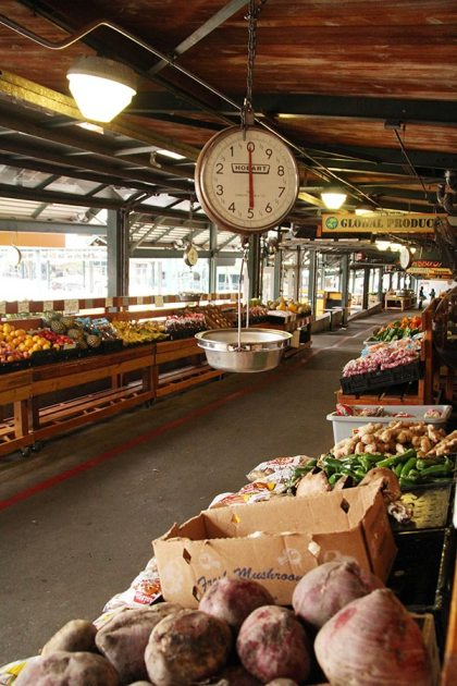 Kansas City, the River Market