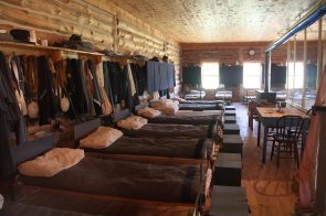 Reconstructed dormitory