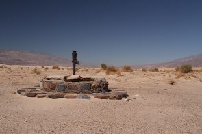 The only well around (originally)