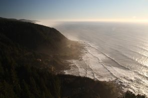 View from Cape Perpetua