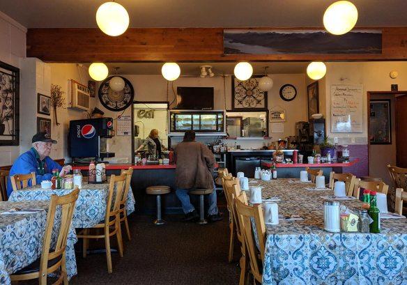 Brinnon diner