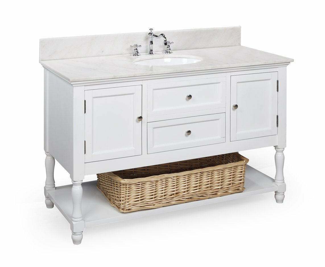 vanity chair pottery barn long lounge bathroom for cabinet design
