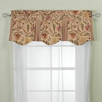Curtain: Cute Living Room Valances For Your Home ...