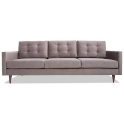 Sleeper Sofa Contemporary And Loveseat Throw Covers Danish Modern Mid Century Back