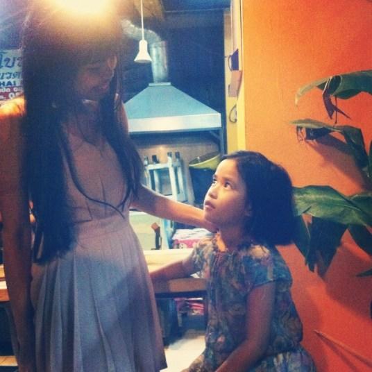 Mai i córka tajskiej księżniczki