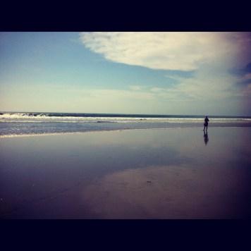czekając na surferów