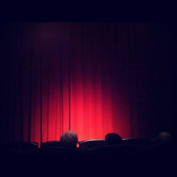 w kinie, jak w teatrze