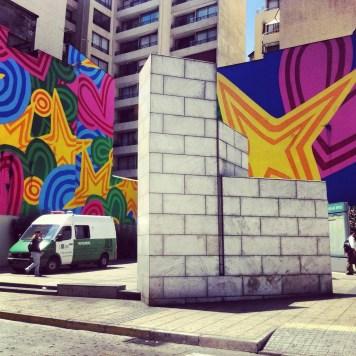 kolorowe Santiago