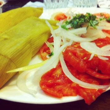 kukurydza i pomidory
