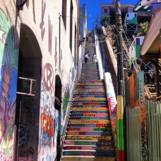 najwyższe schody Ameryki Łacińskiej