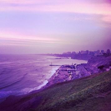 różowa Lima
