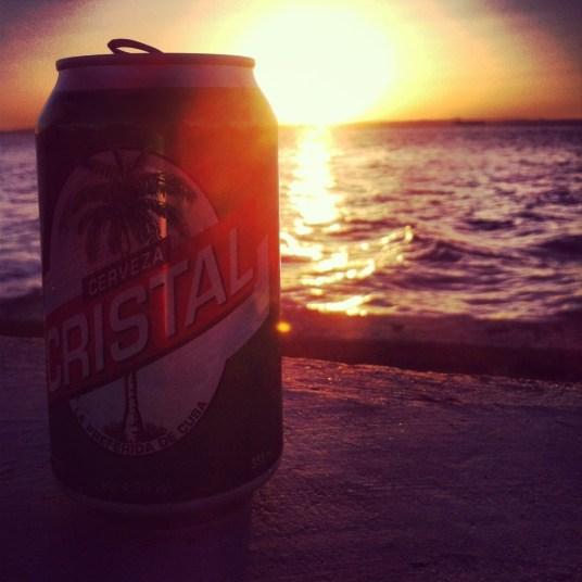 piwo i słońce