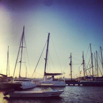 port w Cienfuegos