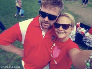 Julia i Sam na polskim festiwalu
