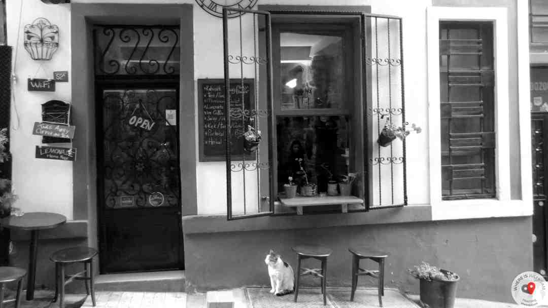 kawiarnia w Stambule