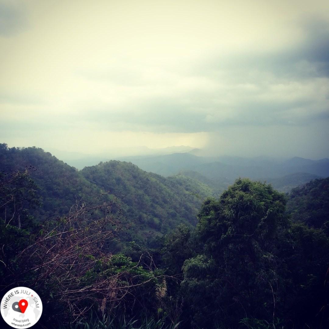 widoki w Chiang Mai
