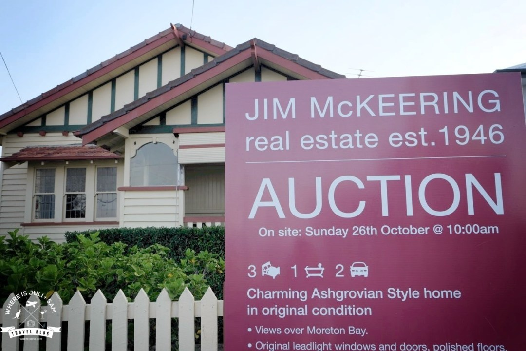 Queenslander Auction