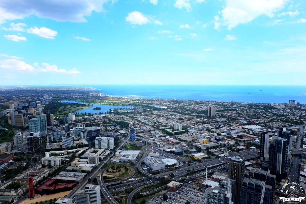 Widok na Melbourne 4