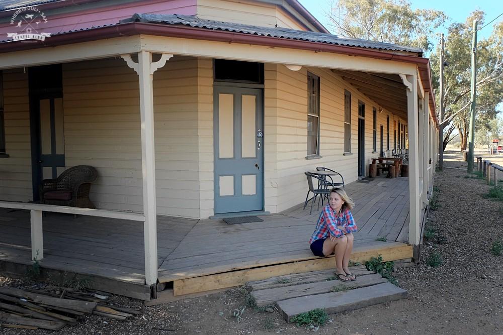 na outbacku w QLD