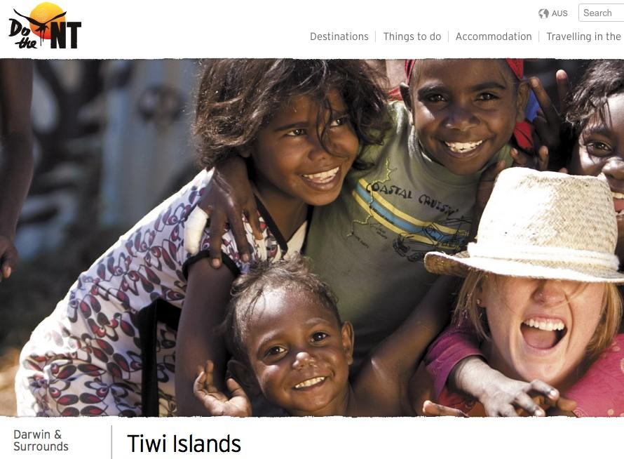 wyspy Tiwi
