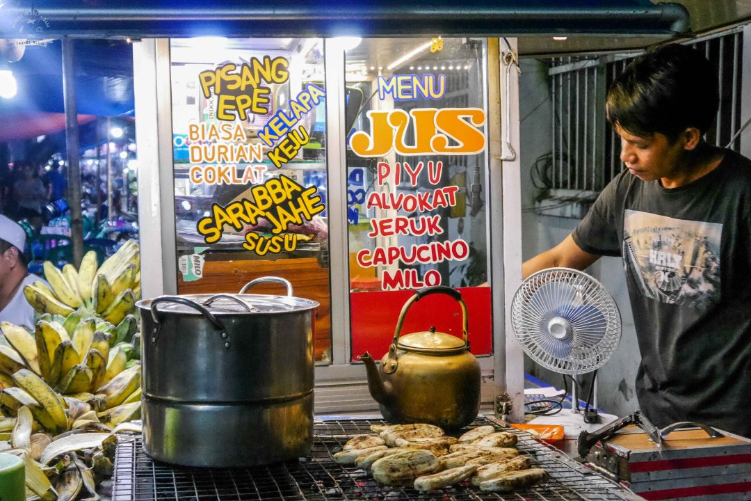 Street Food Indonezja