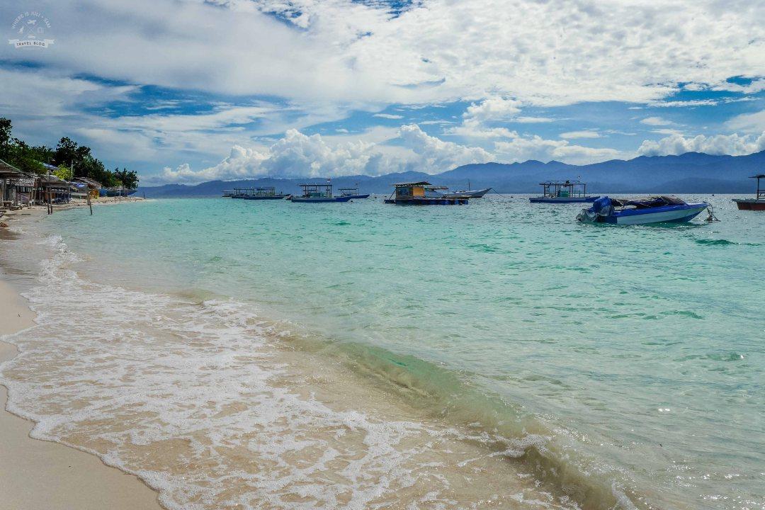 Tanjung Karang Beach Palu