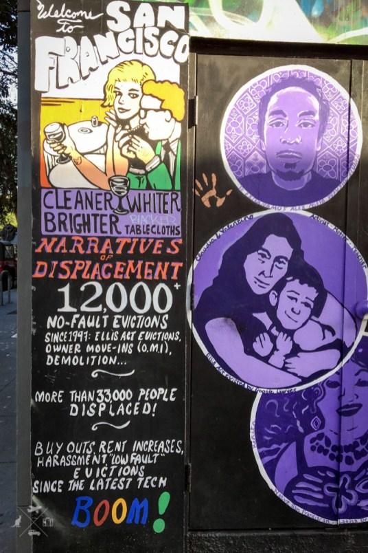 Murale w San Francisco