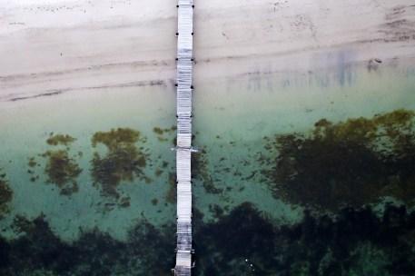 Tasmania molo