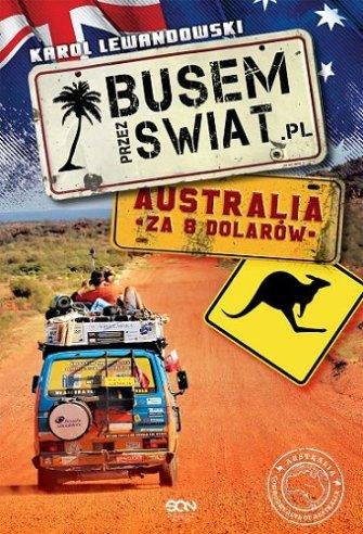 Książki o Australii Australia za 8 dolarów