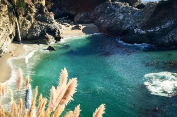 Trasa San Francisco Los Angeles MCWay Falls