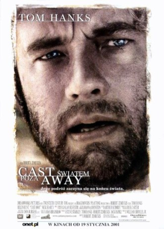Cast Away plakat