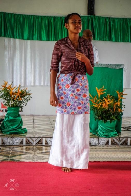 Kosciol misji n Taveuni