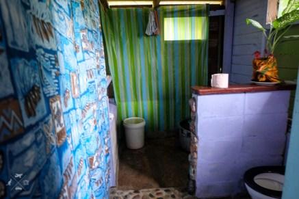 Lazienka na Fidzi