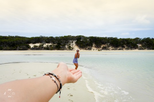 Moreton Island Julia