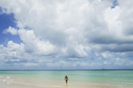 Moreton Island mały raj