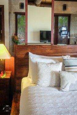 Nanuku Auberge Resort lozko