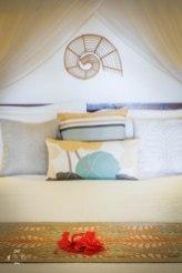 Nanuku Auberge Resort sypialnia maly domek
