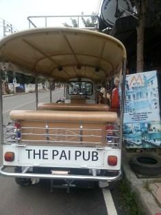 The pai club tuktuk