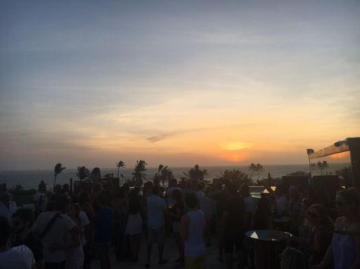 Kite trip Brésil Jericoacoara novembre Hurricane sunset