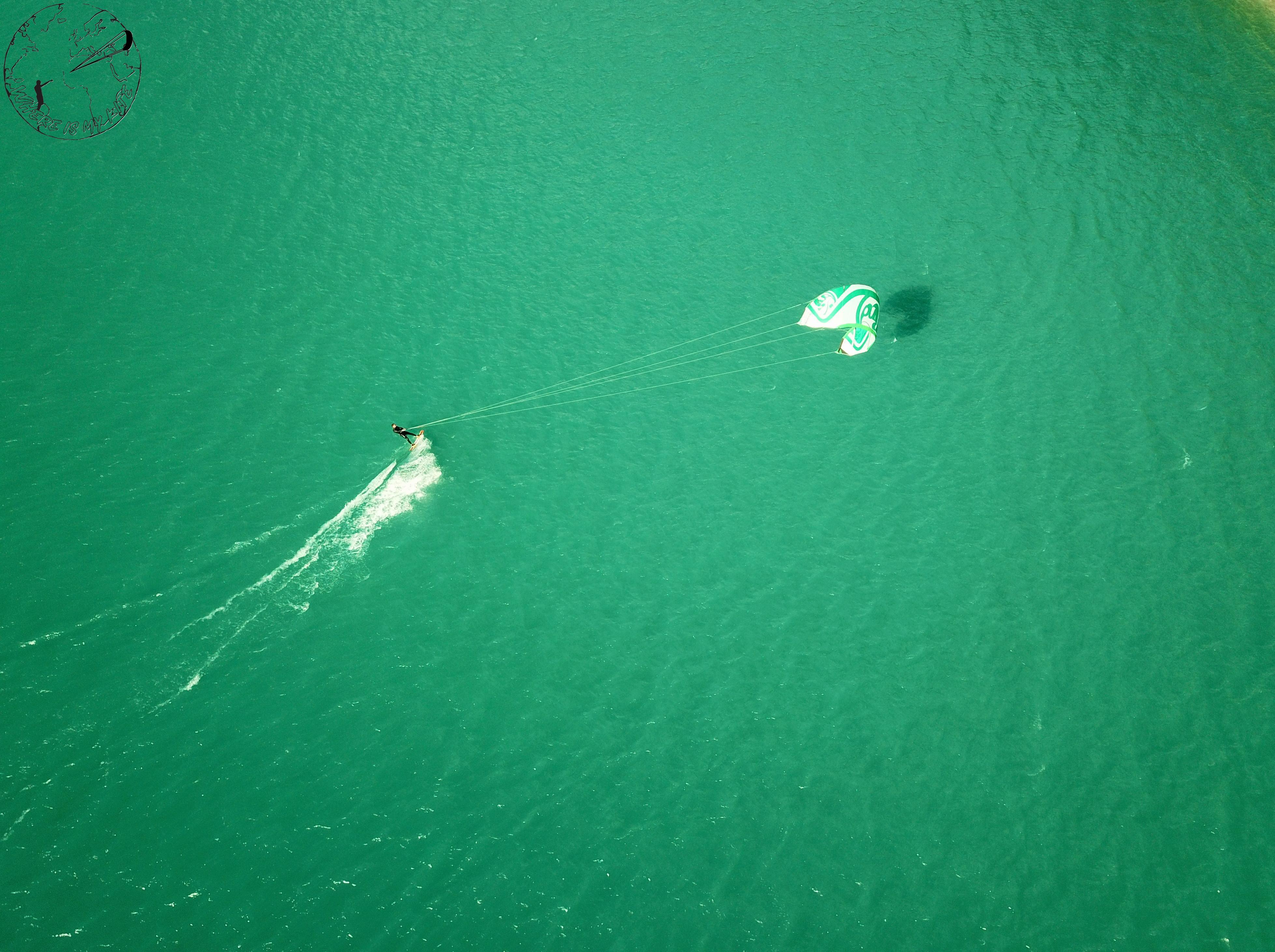 Spot de Monteynard, RRD, session sur les lacs de France