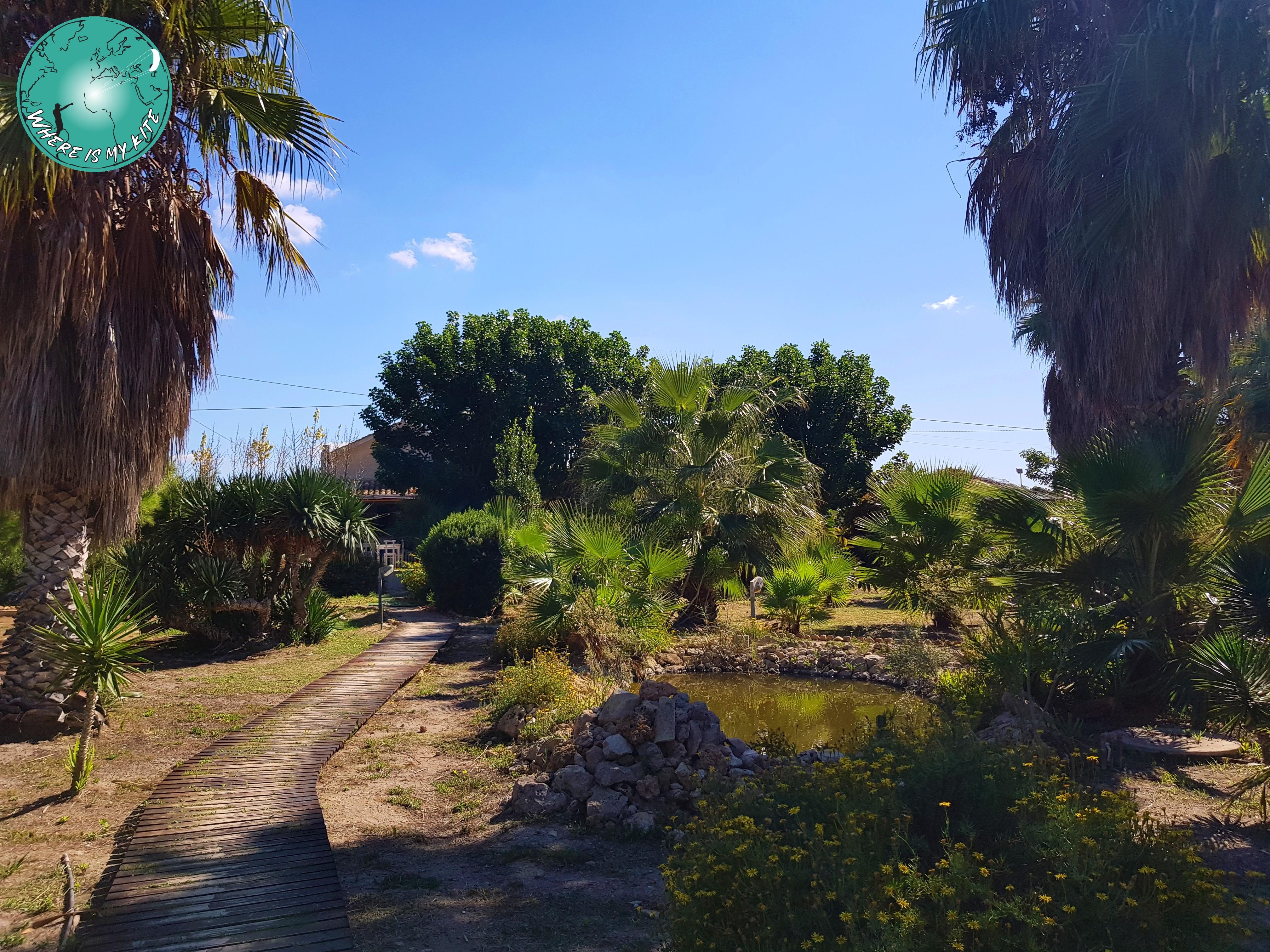 Le jardin d'Eden de Marsala