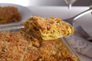 %name pumpkin lasagna chicken